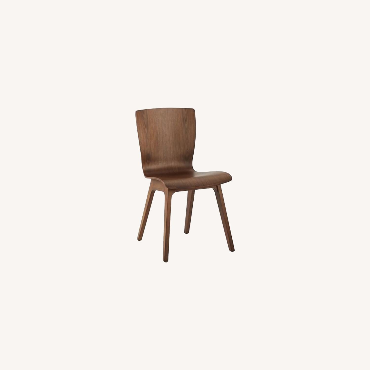 West Elm Crest Bentwood Dining Chair (Set of 2) - image-0