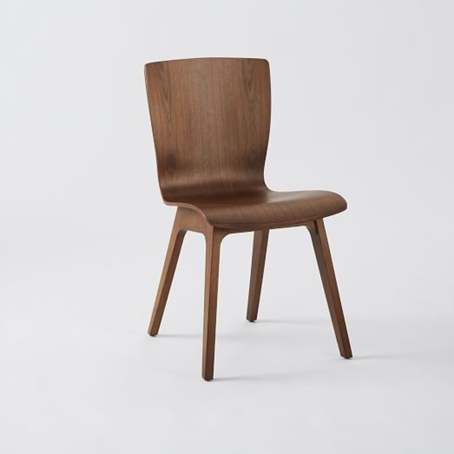 West Elm Crest Bentwood Dining Chair (Set of 2) - image-1