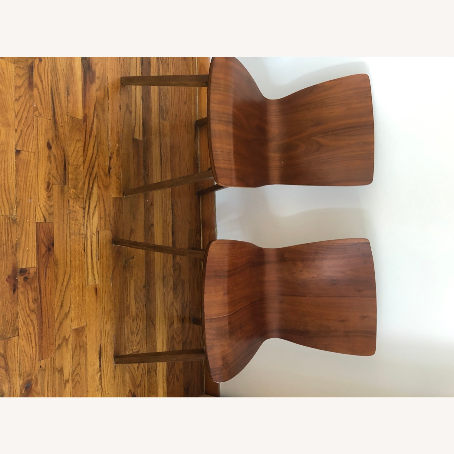 West Elm Crest Bentwood Dining Chair (Set of 2) - image-5