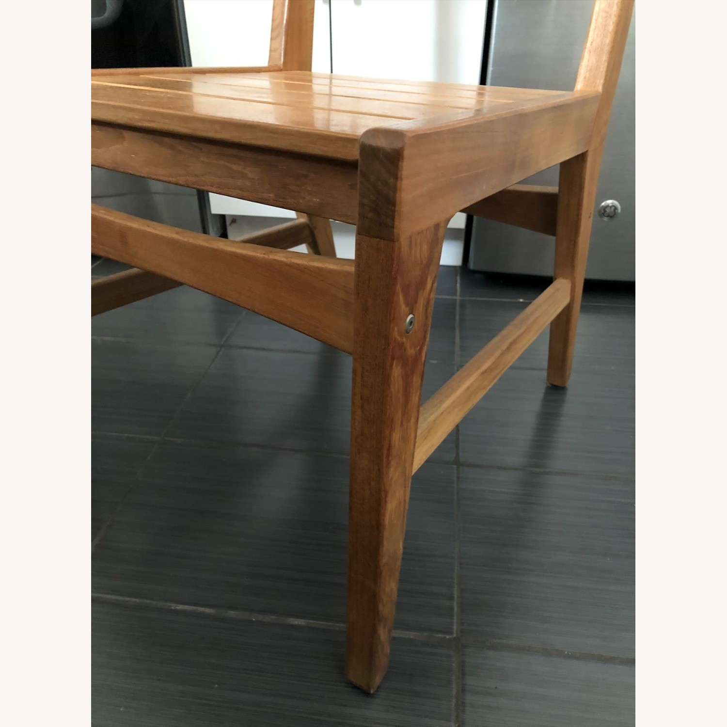 West Elm Wooden Chairs (Set of 2) - image-4