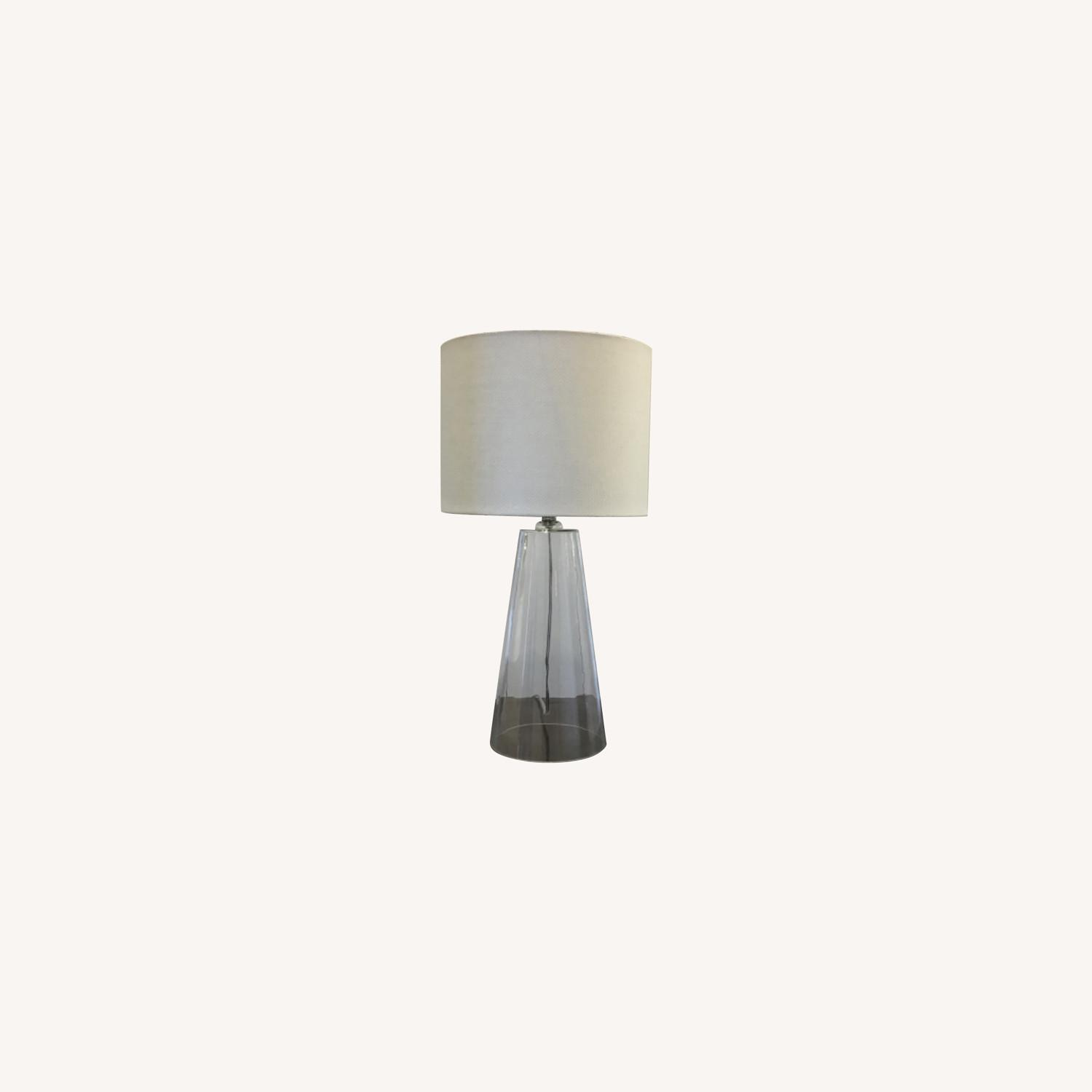 Wayfair Elegant Glass Table Lamp - image-0