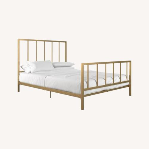 Used DHP Stella Metal Bed Full Size for sale on AptDeco