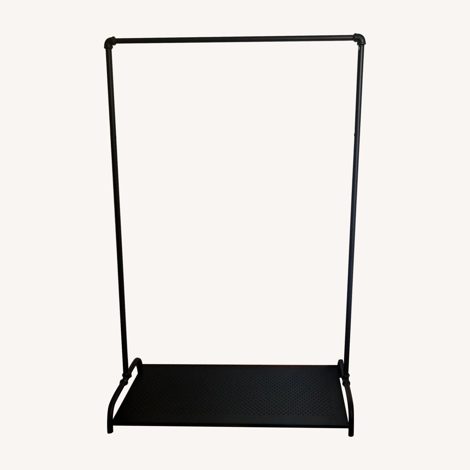 Urban Outfitters Pipe Clothing Rack - image-0