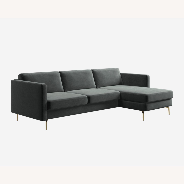 BoConcept Osaka Sofa with Resting Unit - image-2