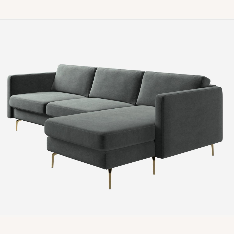 BoConcept Osaka Sofa with Resting Unit - image-3
