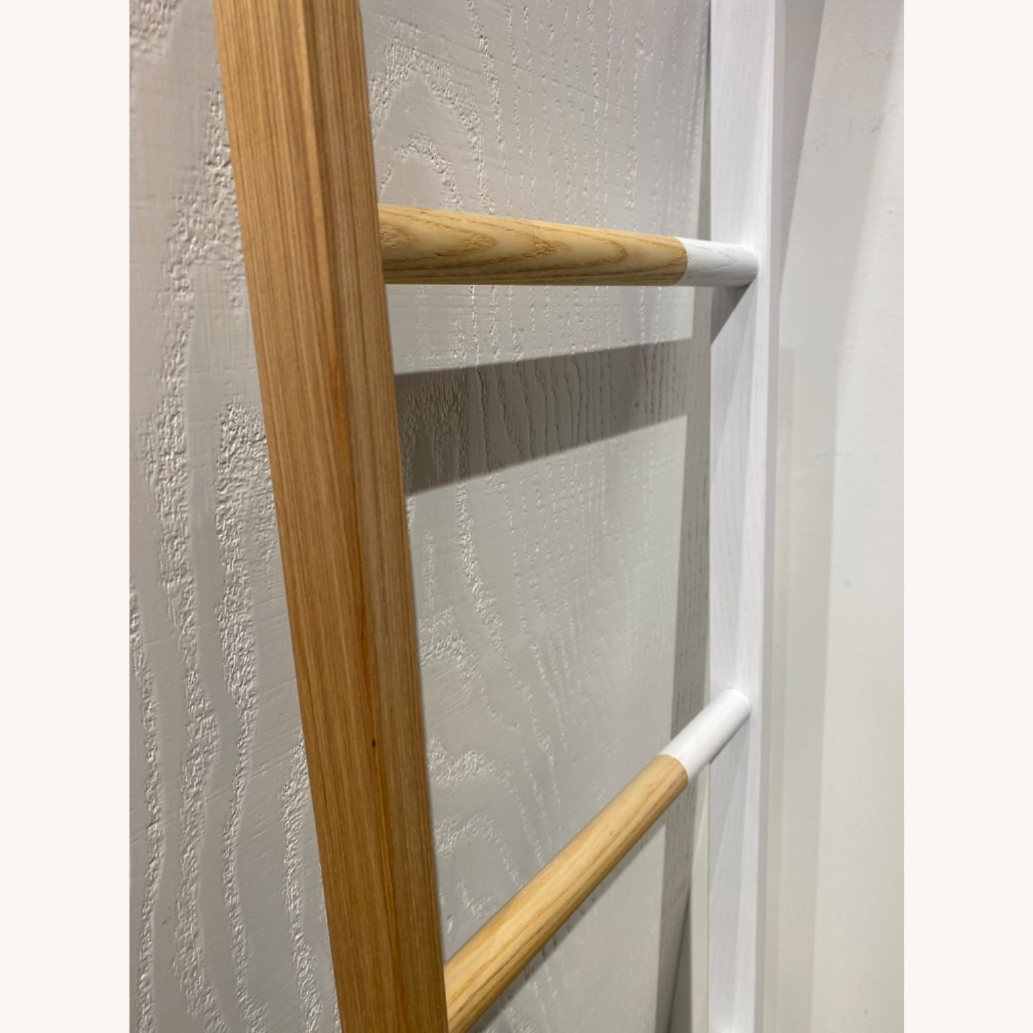 West Elm Co Found Ladder Small White - image-2