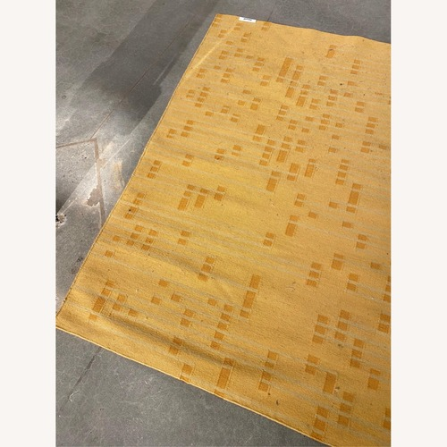 Used West Elm Good Thing Falling Lines Rug for sale on AptDeco