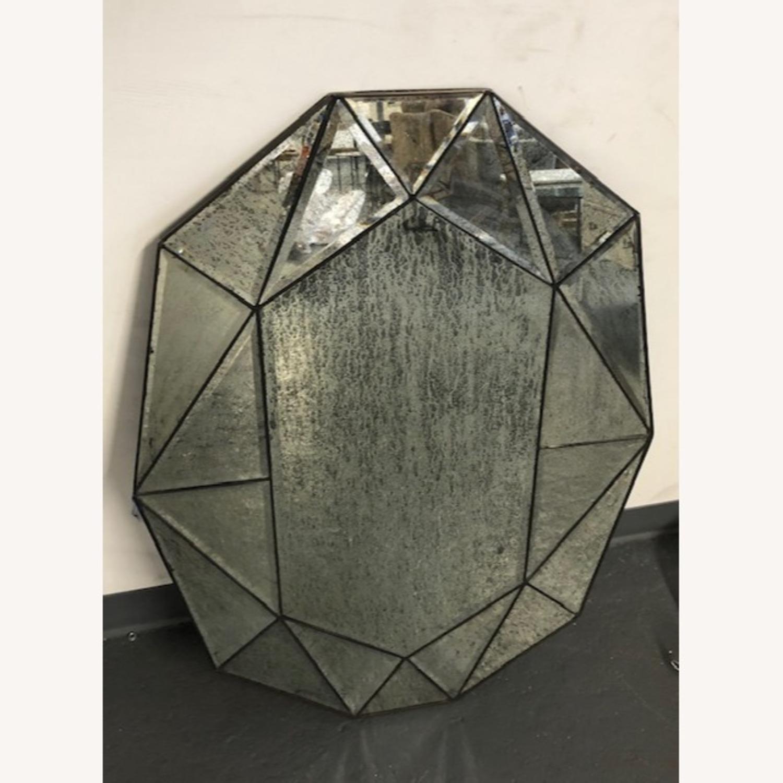 West Elm Aged Mirror - image-1