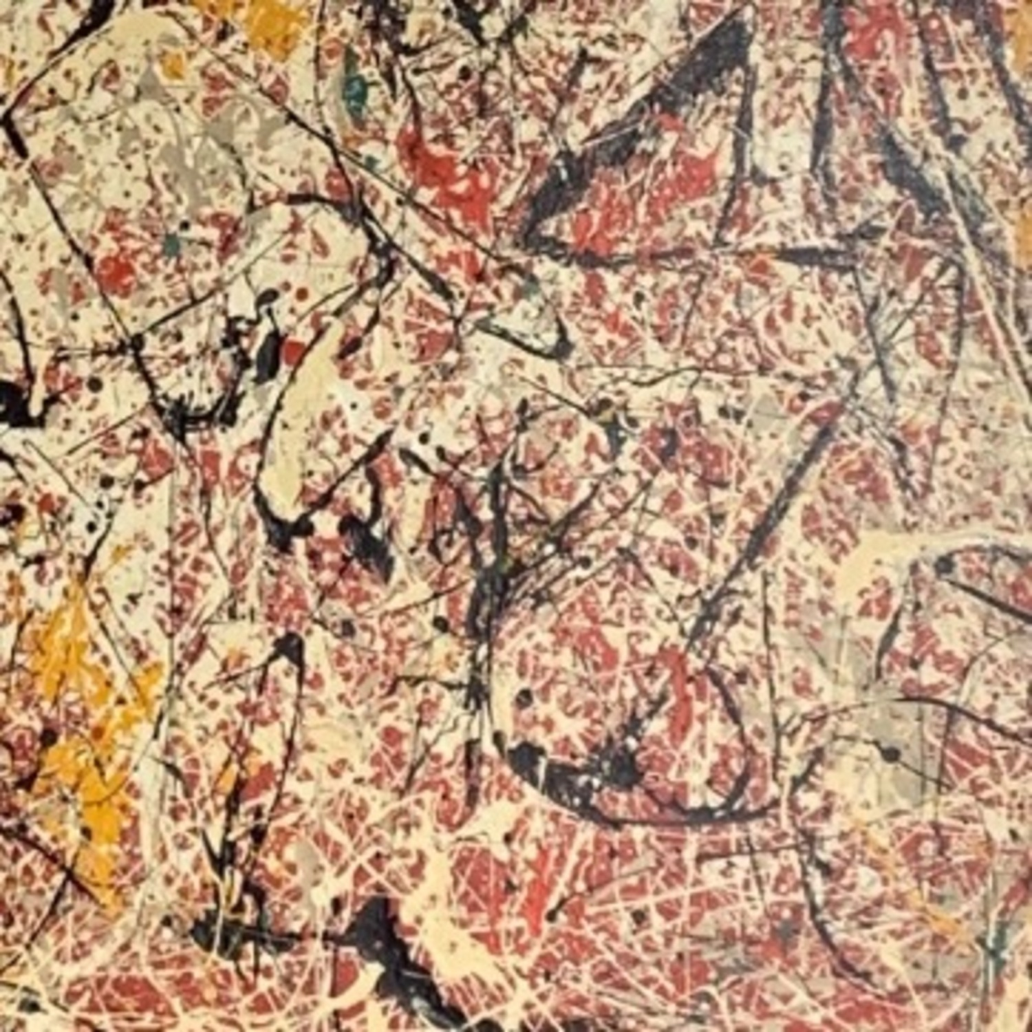 XL Painting- Jackson Pollock Reproduction - image-2