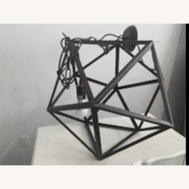 ABC Metal Ceiling Lamp - image-1