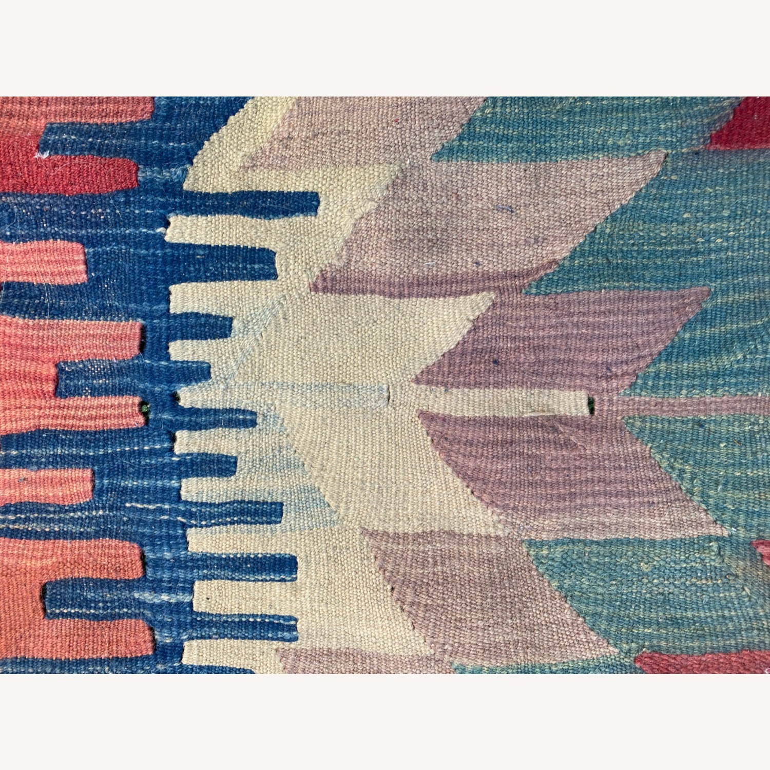 Vintage Turkish Area Rug - image-3