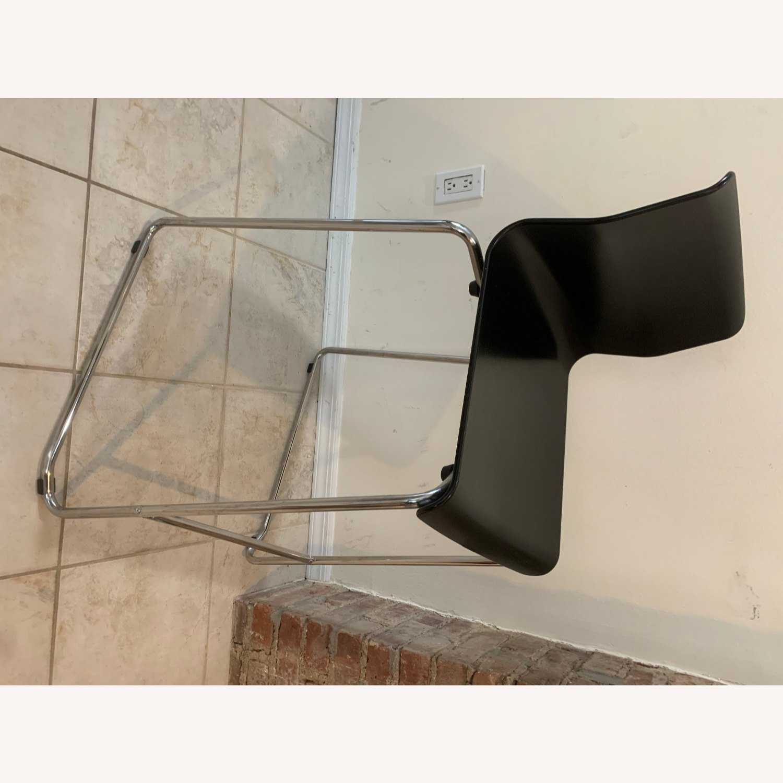 IKEA Glenn Bar Stools in Black - image-5