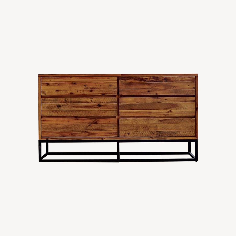 West Elm Logan 6 Drawer Dresser - image-0