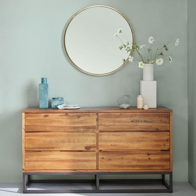 West Elm Logan 6 Drawer Dresser - image-2