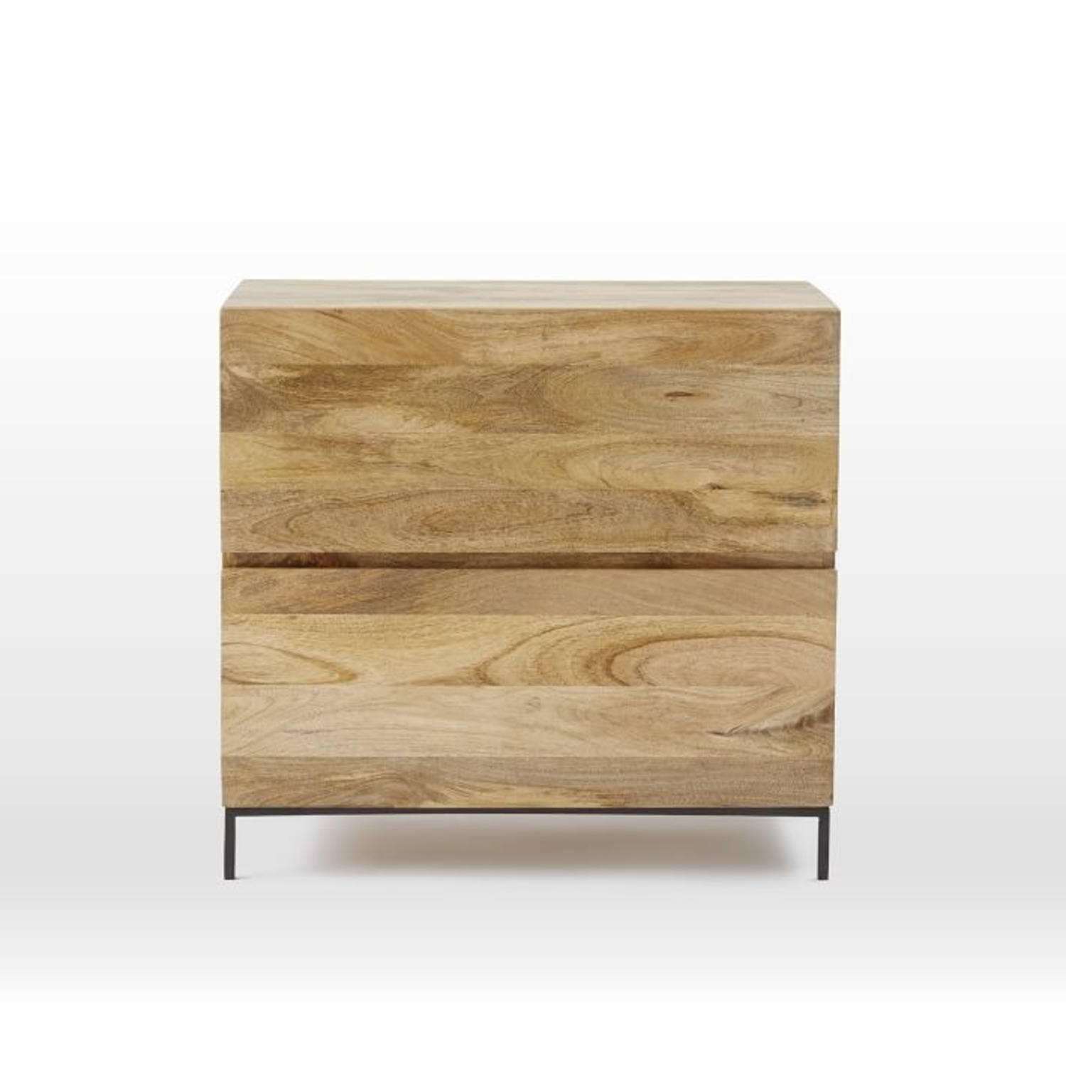 West Elm Industrial File Cabinet - image-2