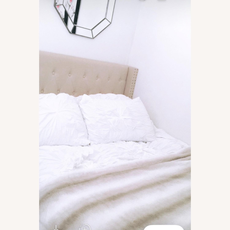 Alcott Hill Upholstered Platform Full Bed - image-1