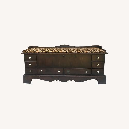Used Vintage Bench or Storage Trunk by Lane for sale on AptDeco