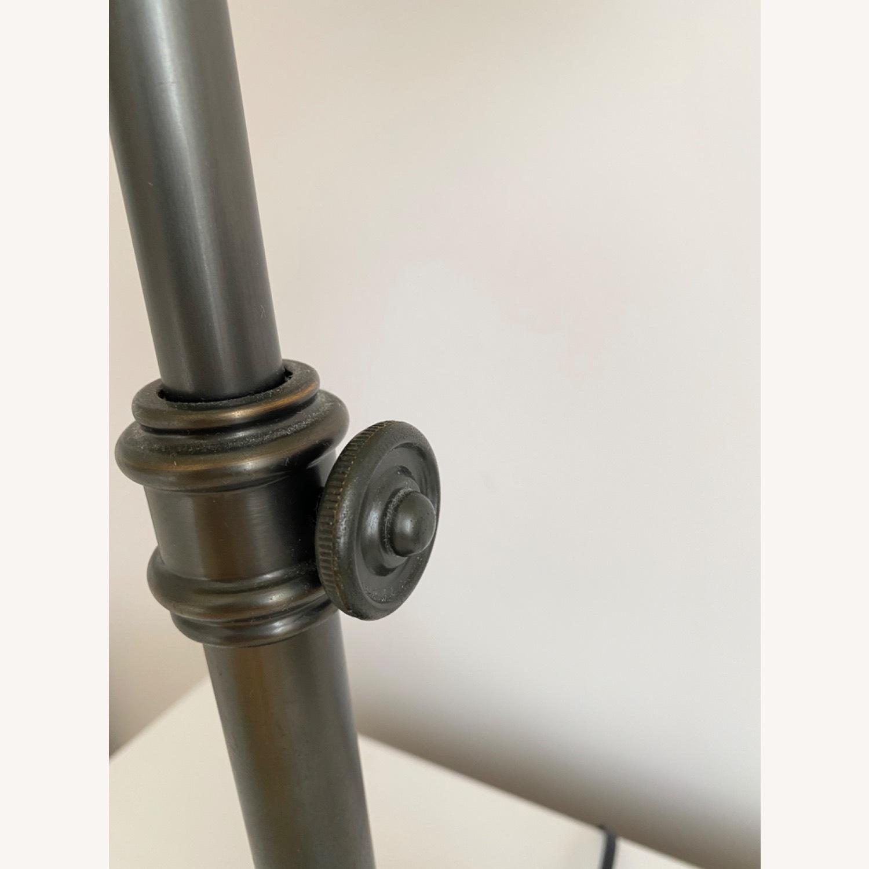 Pottery Barn Bronze Metal Table Lamp - image-2
