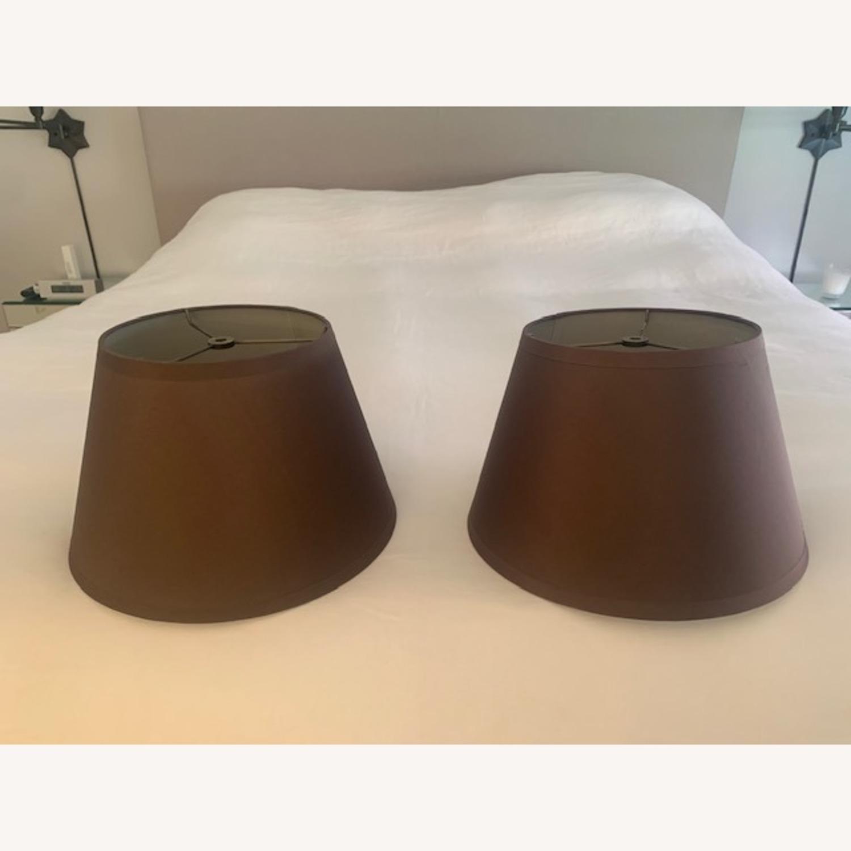 Restoration Hardware Lampshades - image-3