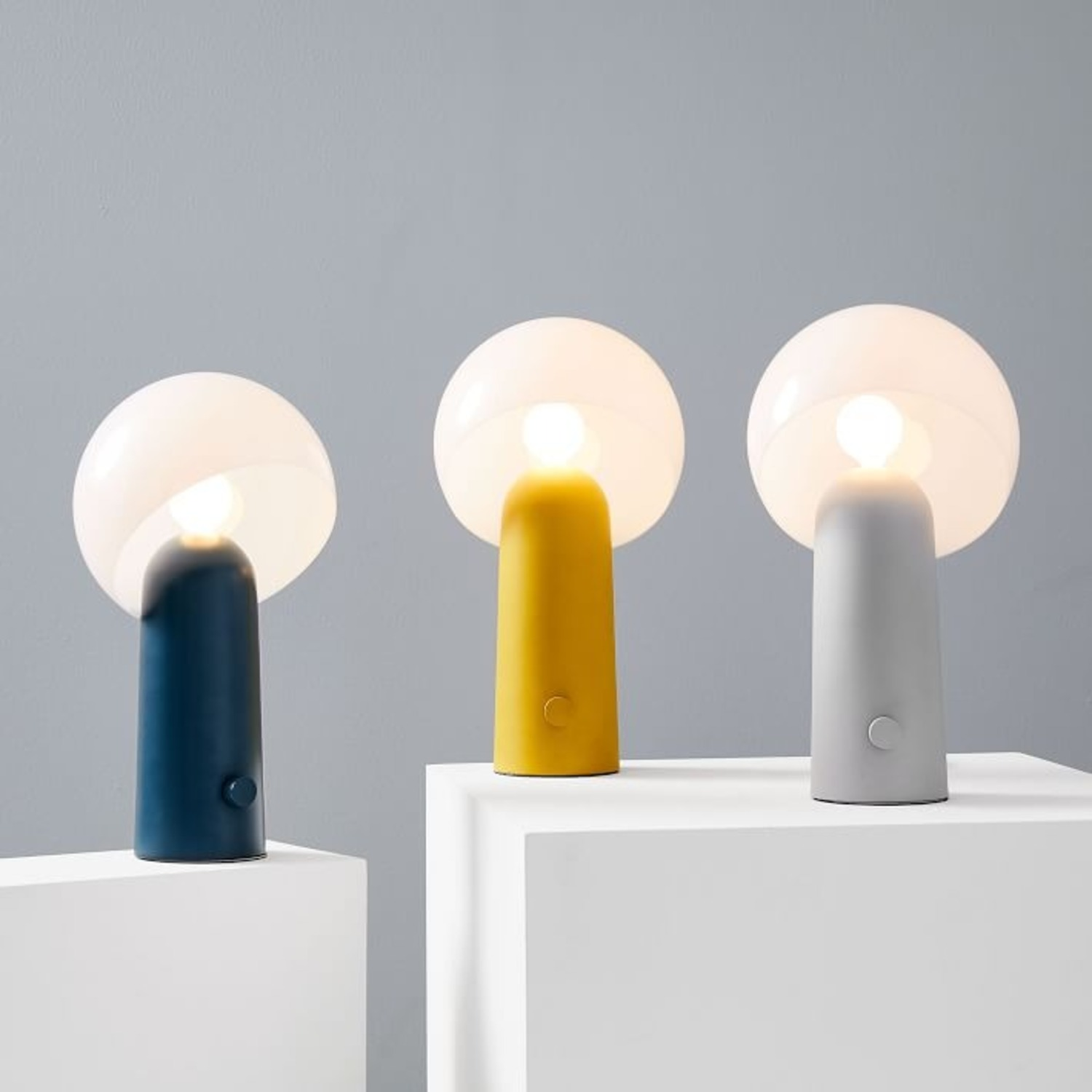 West Elm Torre Table Lamps - image-2