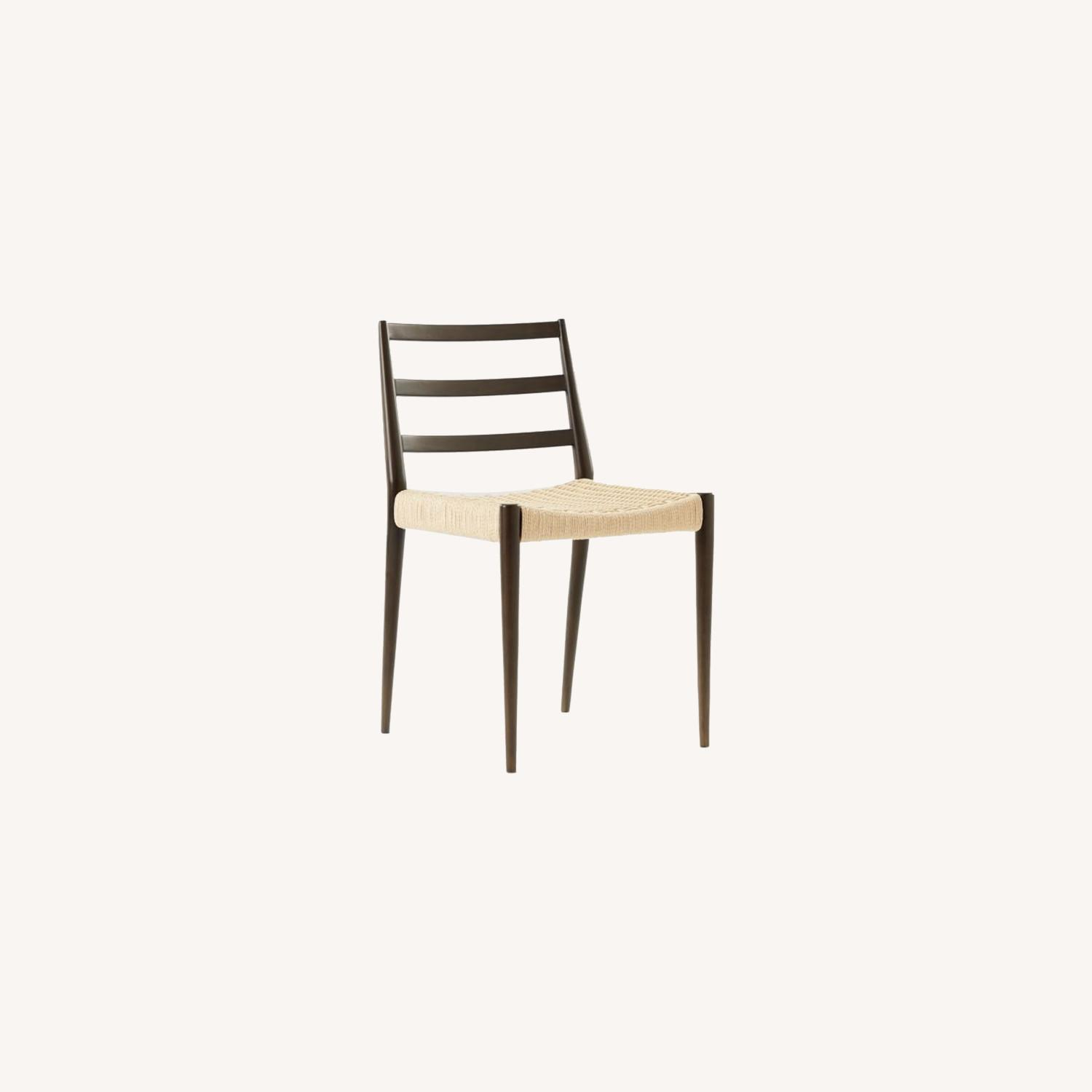 West Elm Holland Woven Dining Chair (Set of 2) - image-0