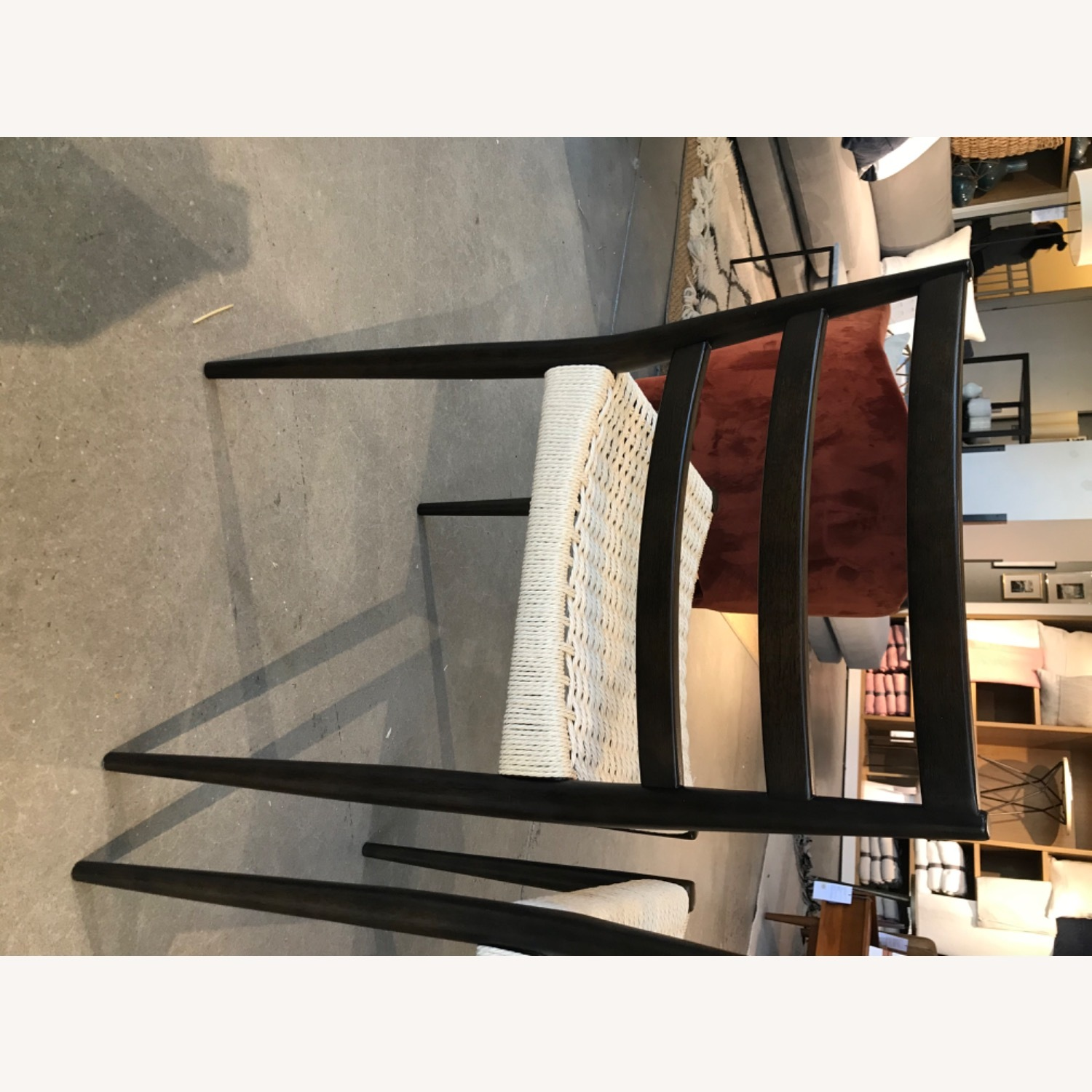 West Elm Holland Woven Dining Chair (Set of 2) - image-7
