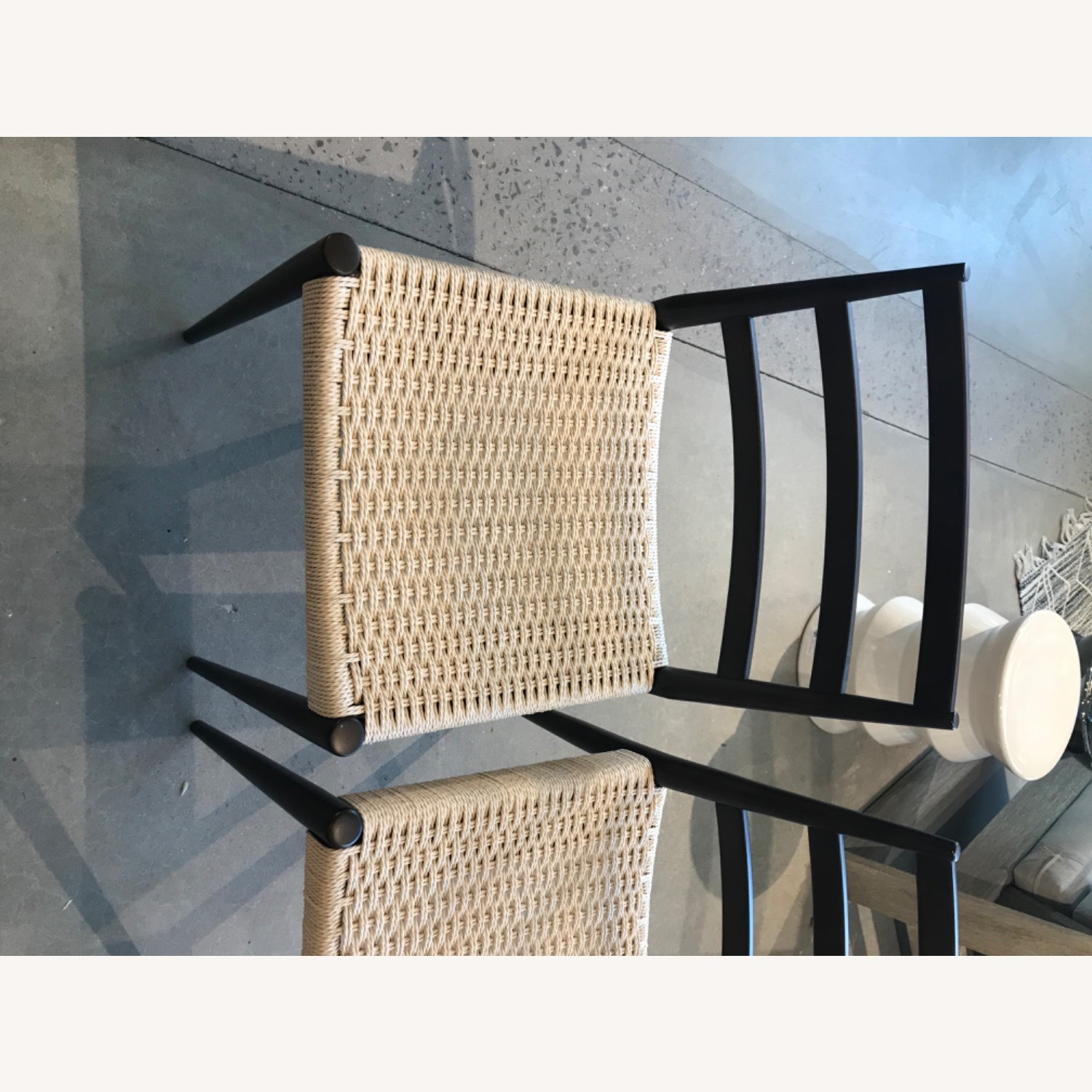 West Elm Holland Woven Dining Chair (Set of 2) - image-10
