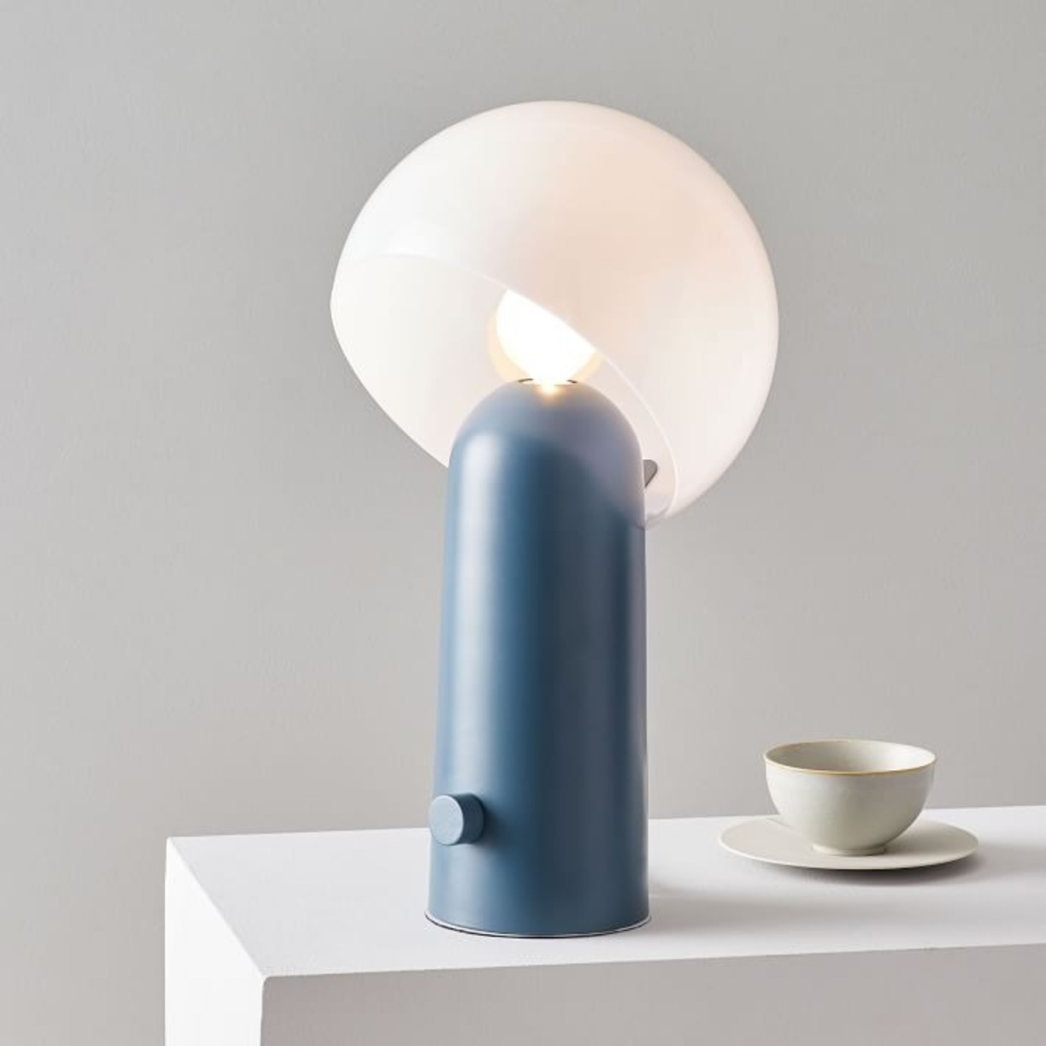 West Elm Torre Table Lamps - image-1