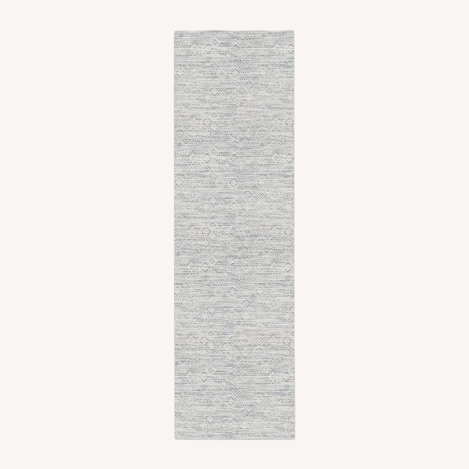 West Elm Chilewich Mosaic Woven Floormat - image-0