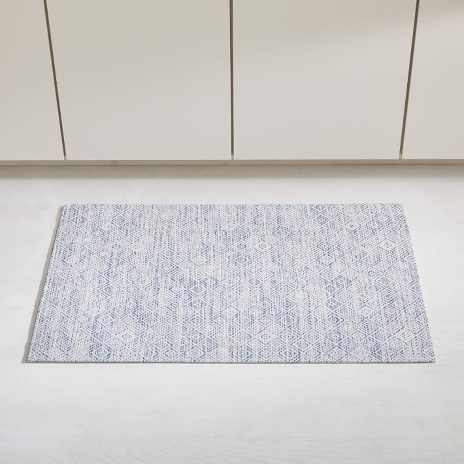 West Elm Chilewich Mosaic Woven Floormat - image-3
