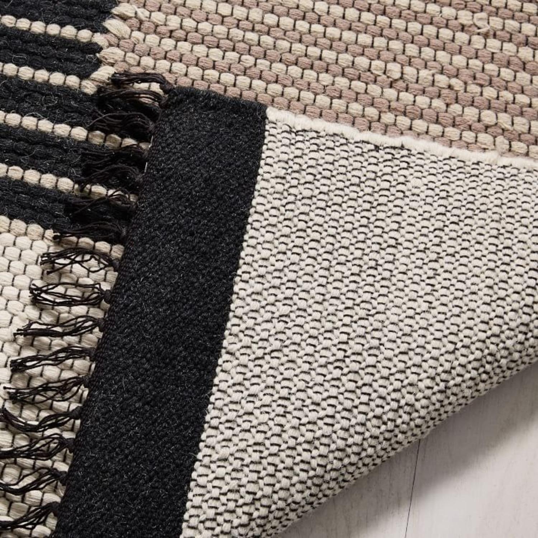 West Elm Colca Wool Rug, Flax - image-3