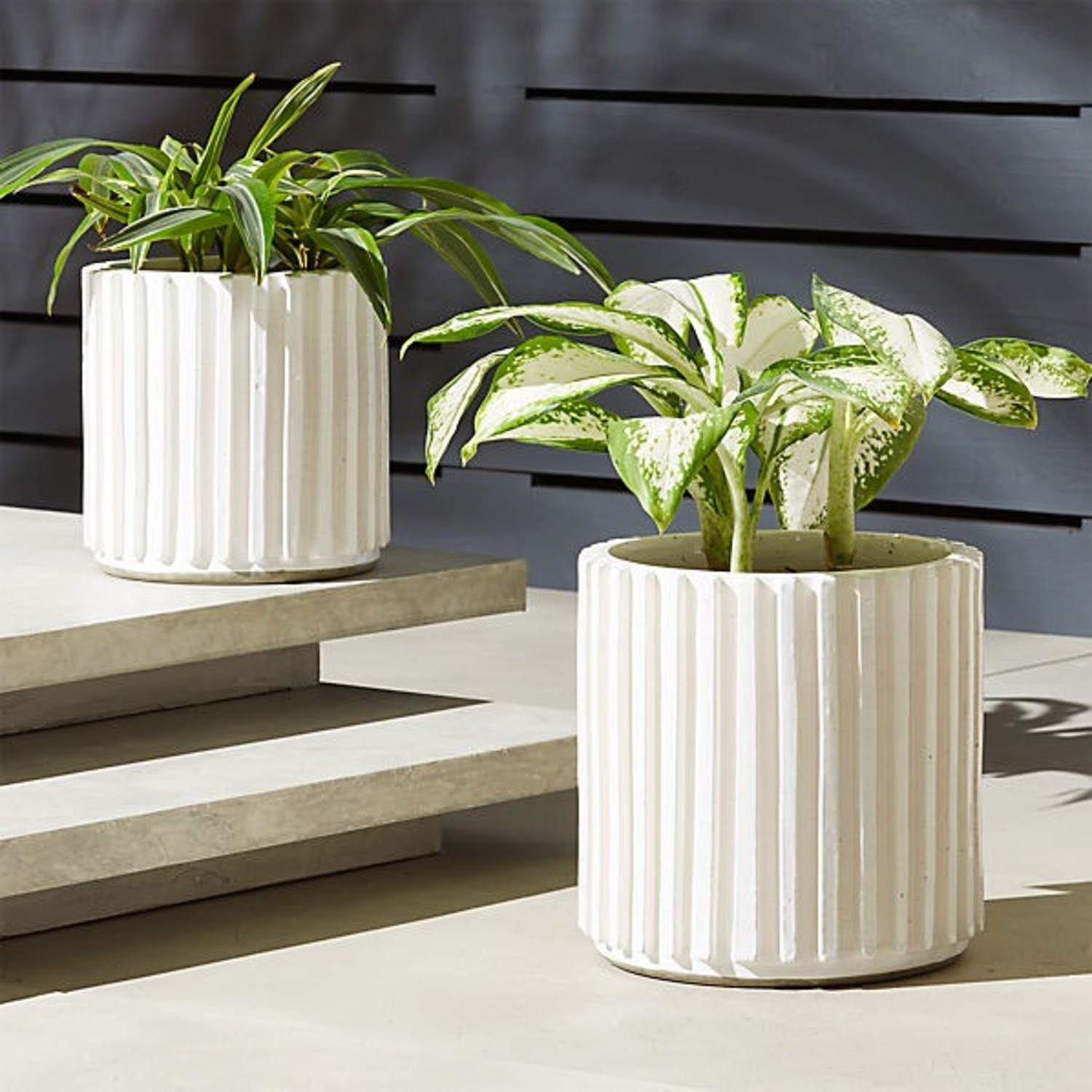CB2 Lineal Large Planter - image-3
