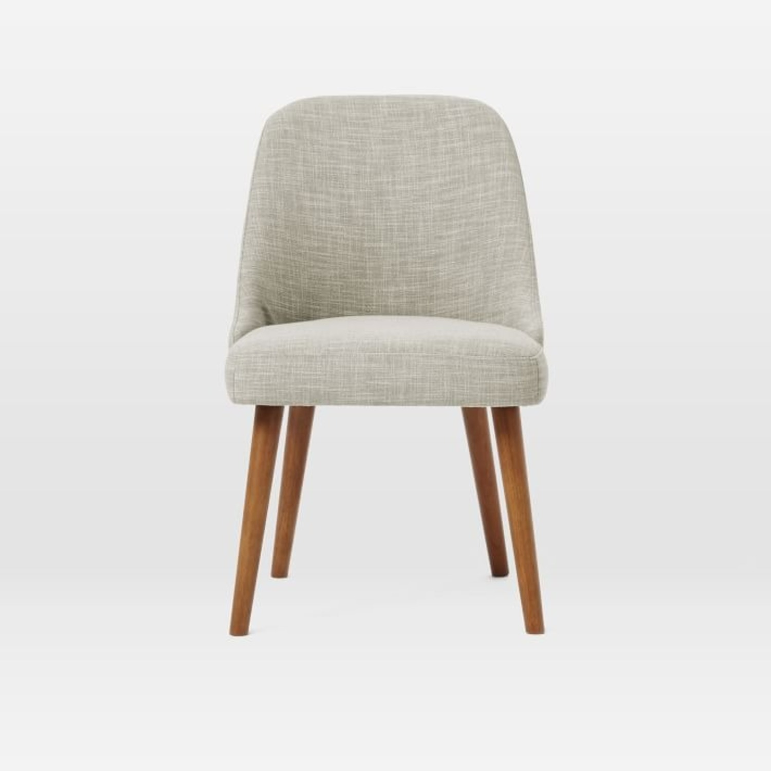 West Elm Mid-Century Upholstered Dining Chair - image-2