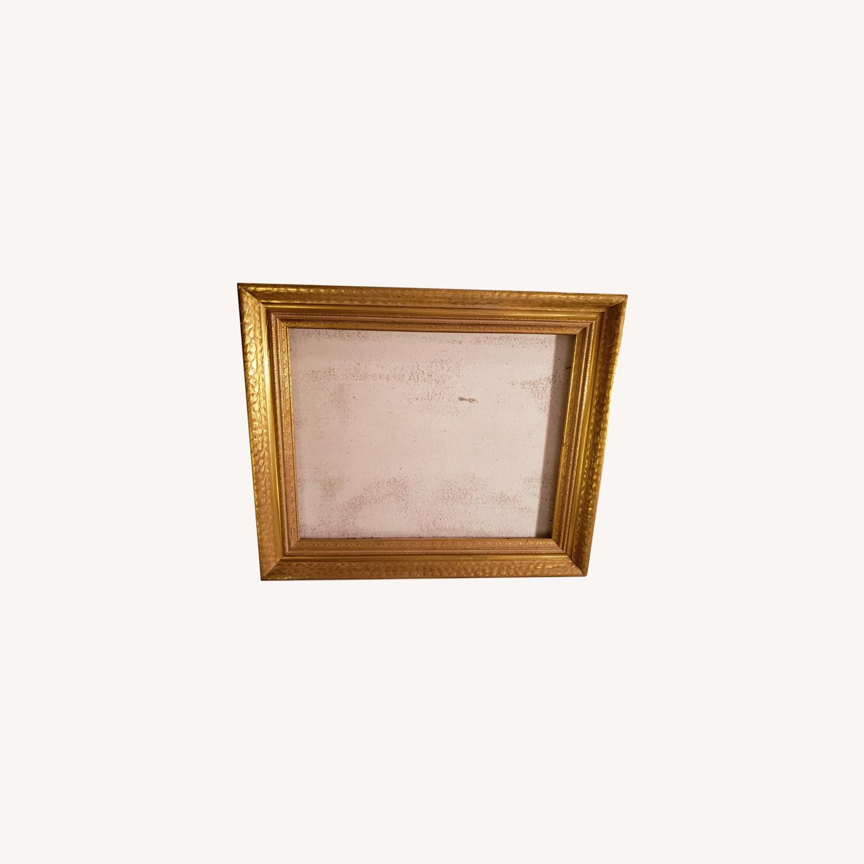 Vintage Gold Frame on Corkboard - image-6
