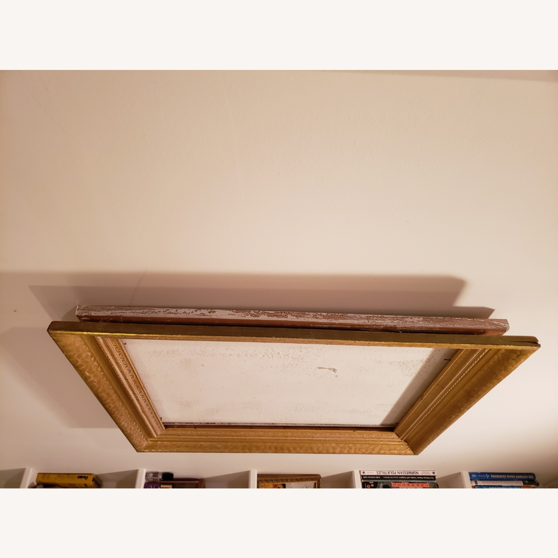 Vintage Gold Frame on Corkboard - image-2