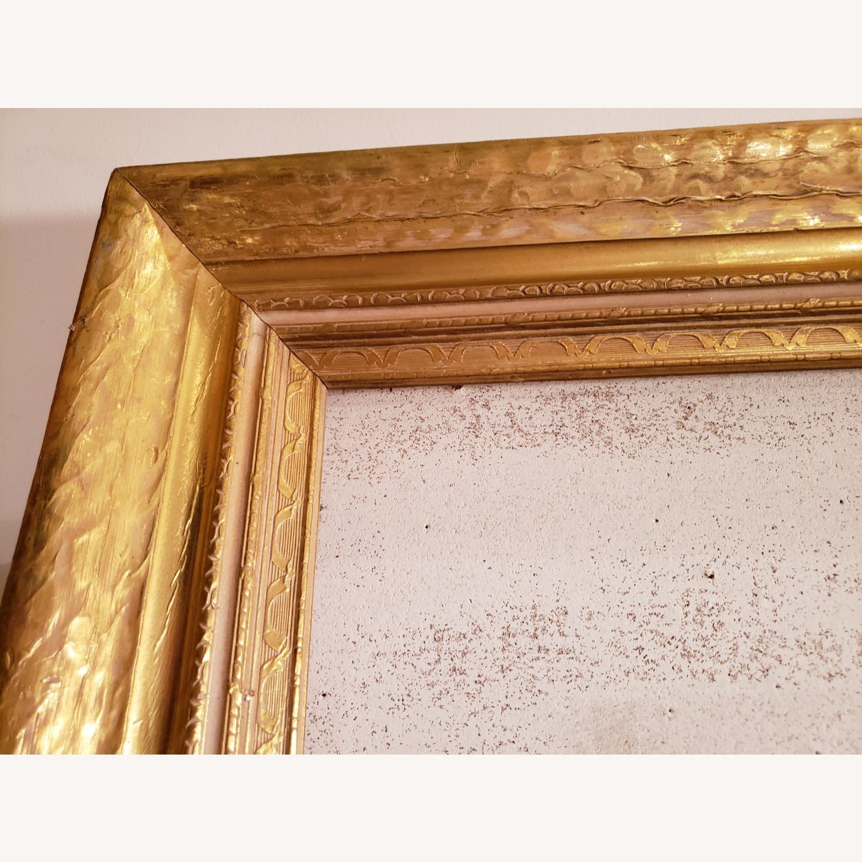 Vintage Gold Frame on Corkboard - image-3