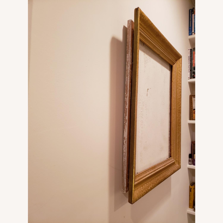Vintage Gold Frame on Corkboard - image-4