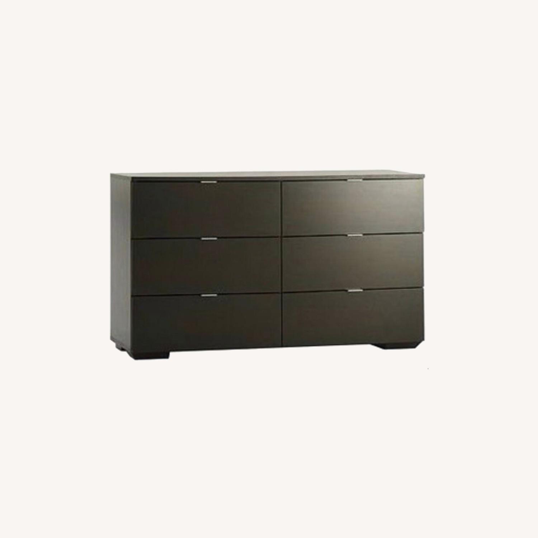 West Elm 6 Drawer Dresser - image-0