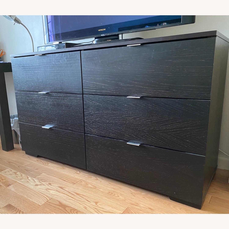 West Elm 6 Drawer Dresser - image-2