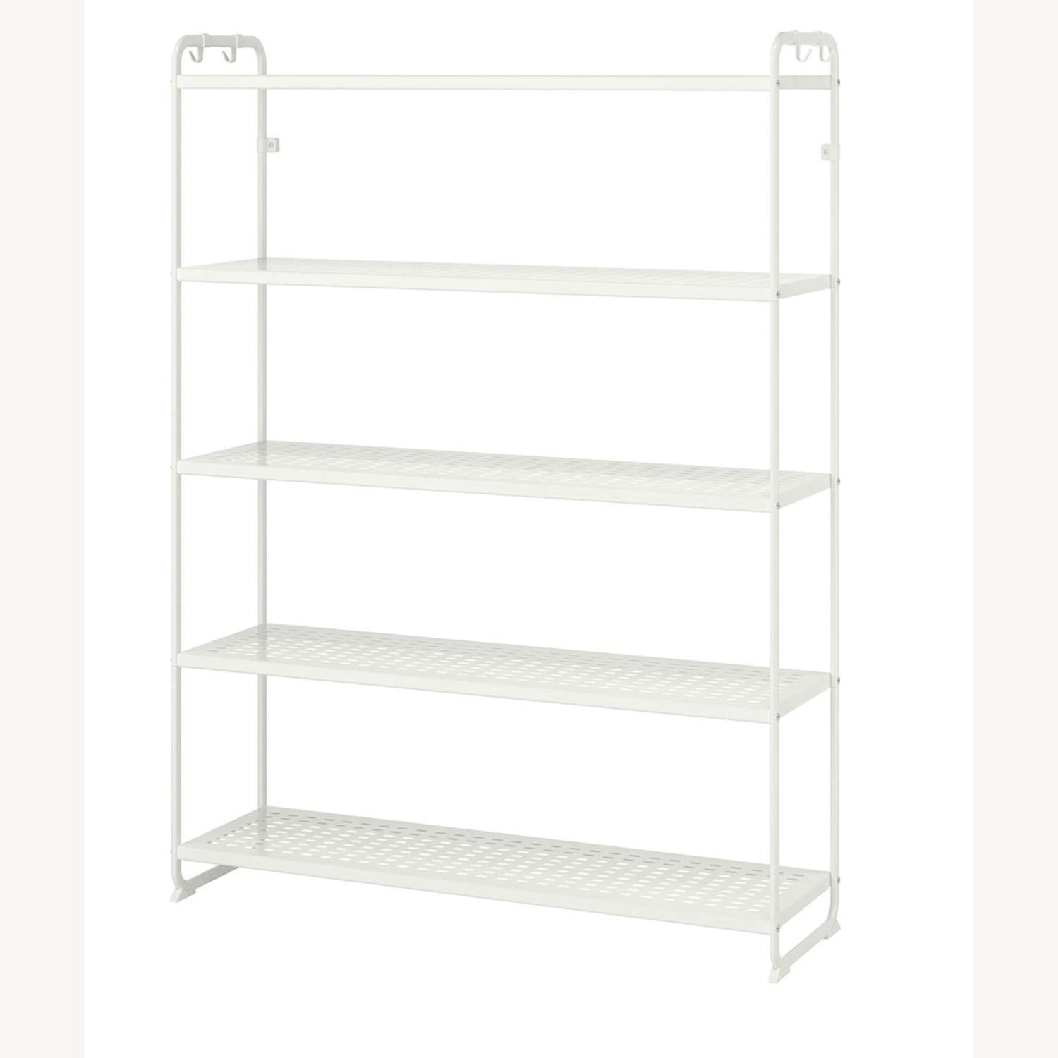 IKEA Metal Shelving Unit - image-5