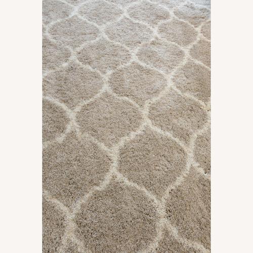 Used Safavieh Rug (Beige & Ivory) for sale on AptDeco