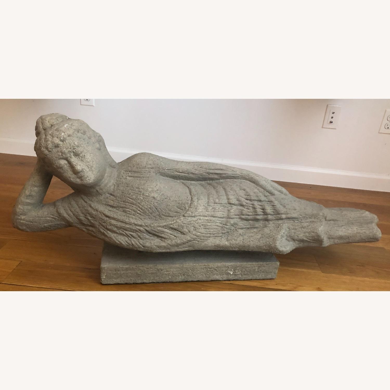 Laying Buddha Statue - image-1