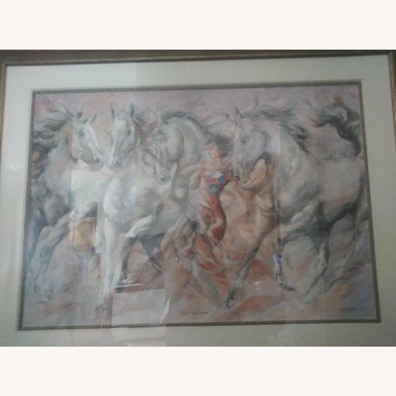 Horse Whispener Wall Art - image-7