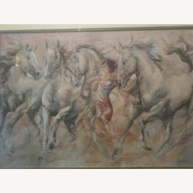 Horse Whispener Wall Art - image-3