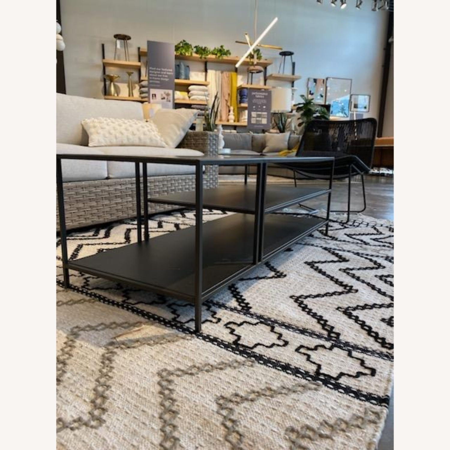 West Elm Profile Coffee Table - image-4