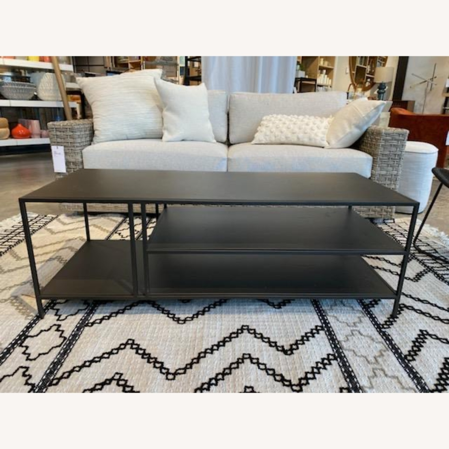 West Elm Profile Coffee Table - image-1