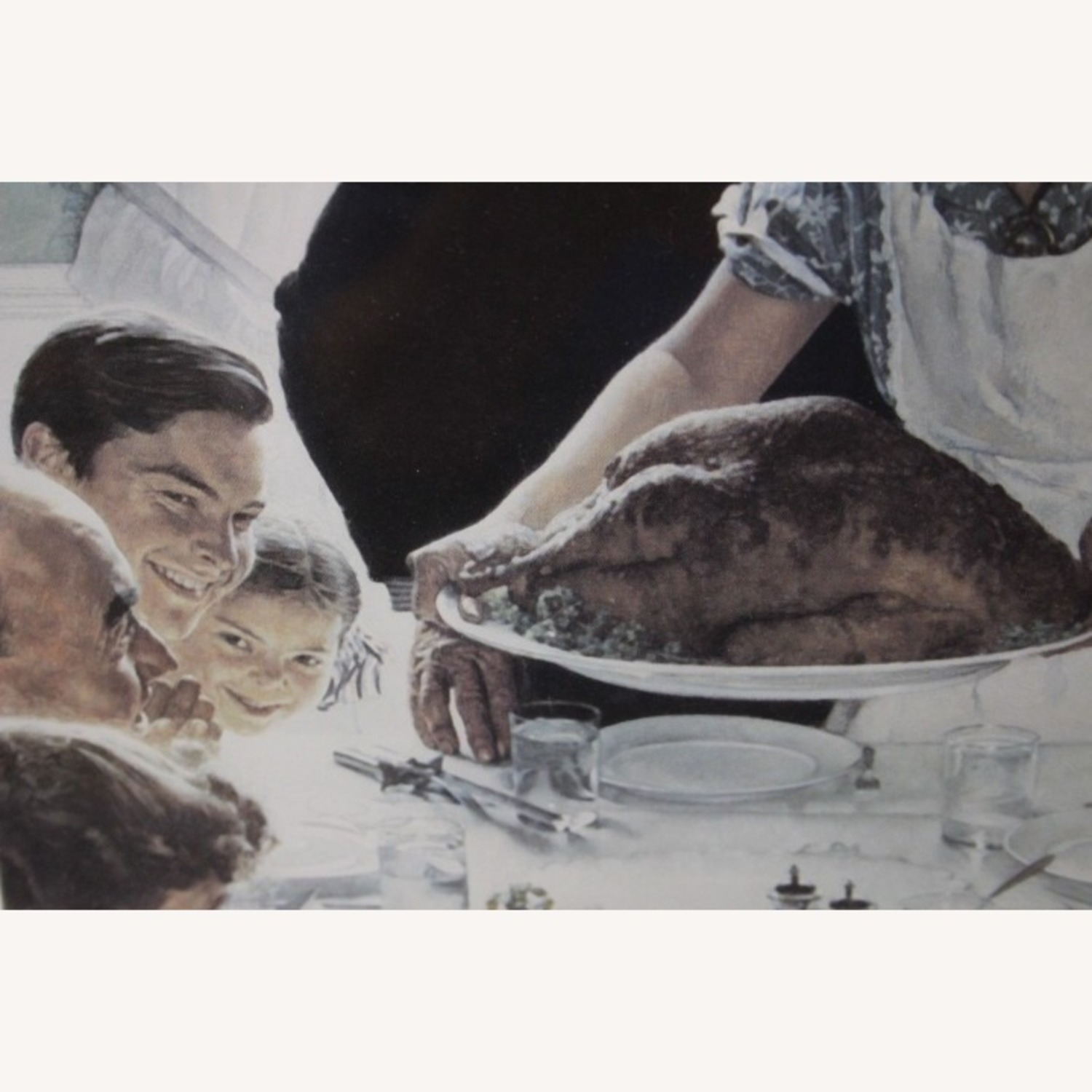 Normal Rockwell 4 Piece Wall Art - image-2