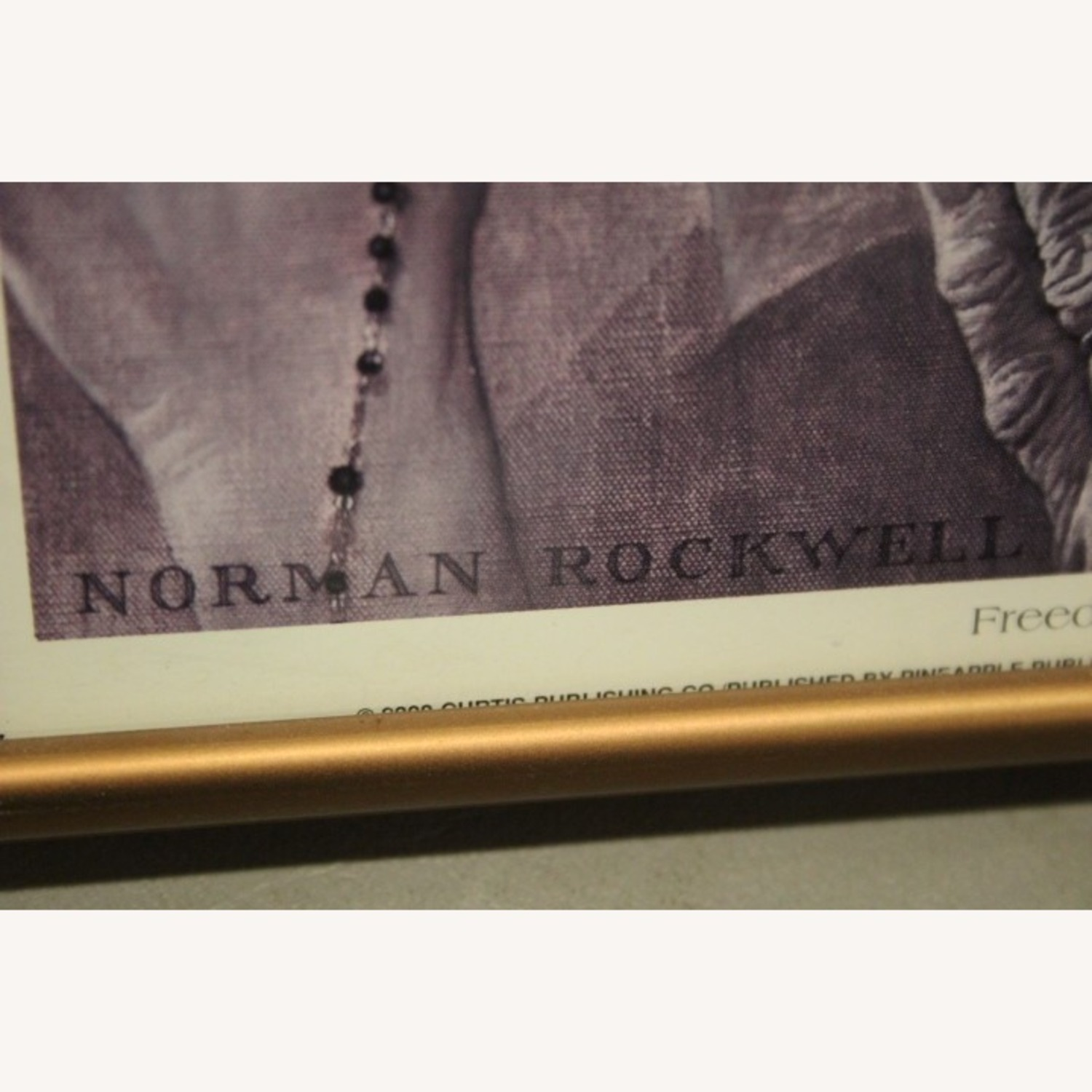 Normal Rockwell 4 Piece Wall Art - image-4