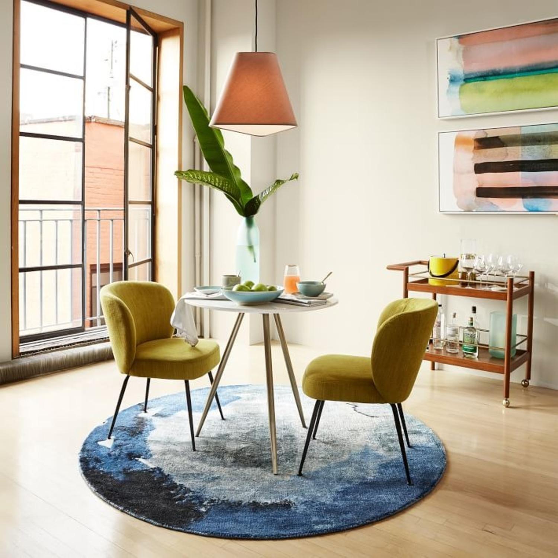 West Elm Greer Upholstered Dining Chair - image-2