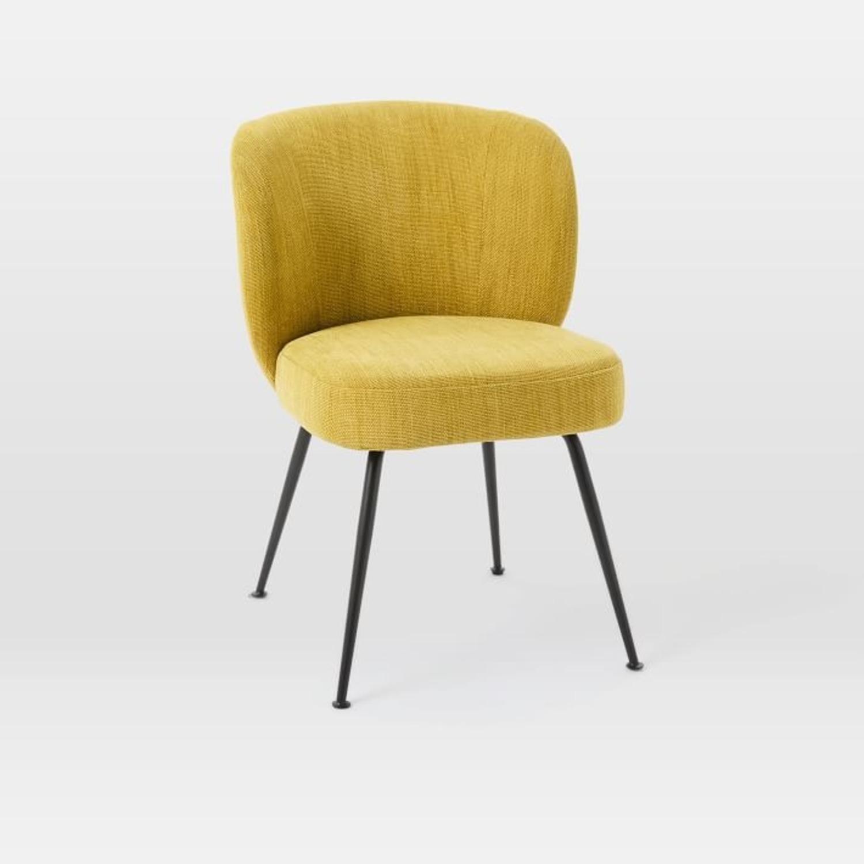 West Elm Greer Upholstered Dining Chair - image-1